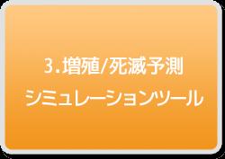 3.増殖/死滅予測シミュレーションツール